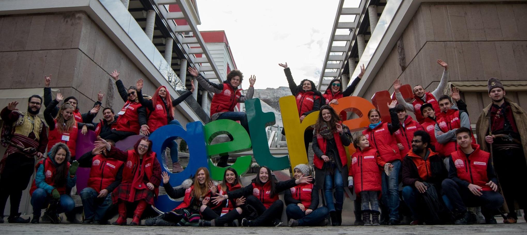 plovdiv 2019 volunteers