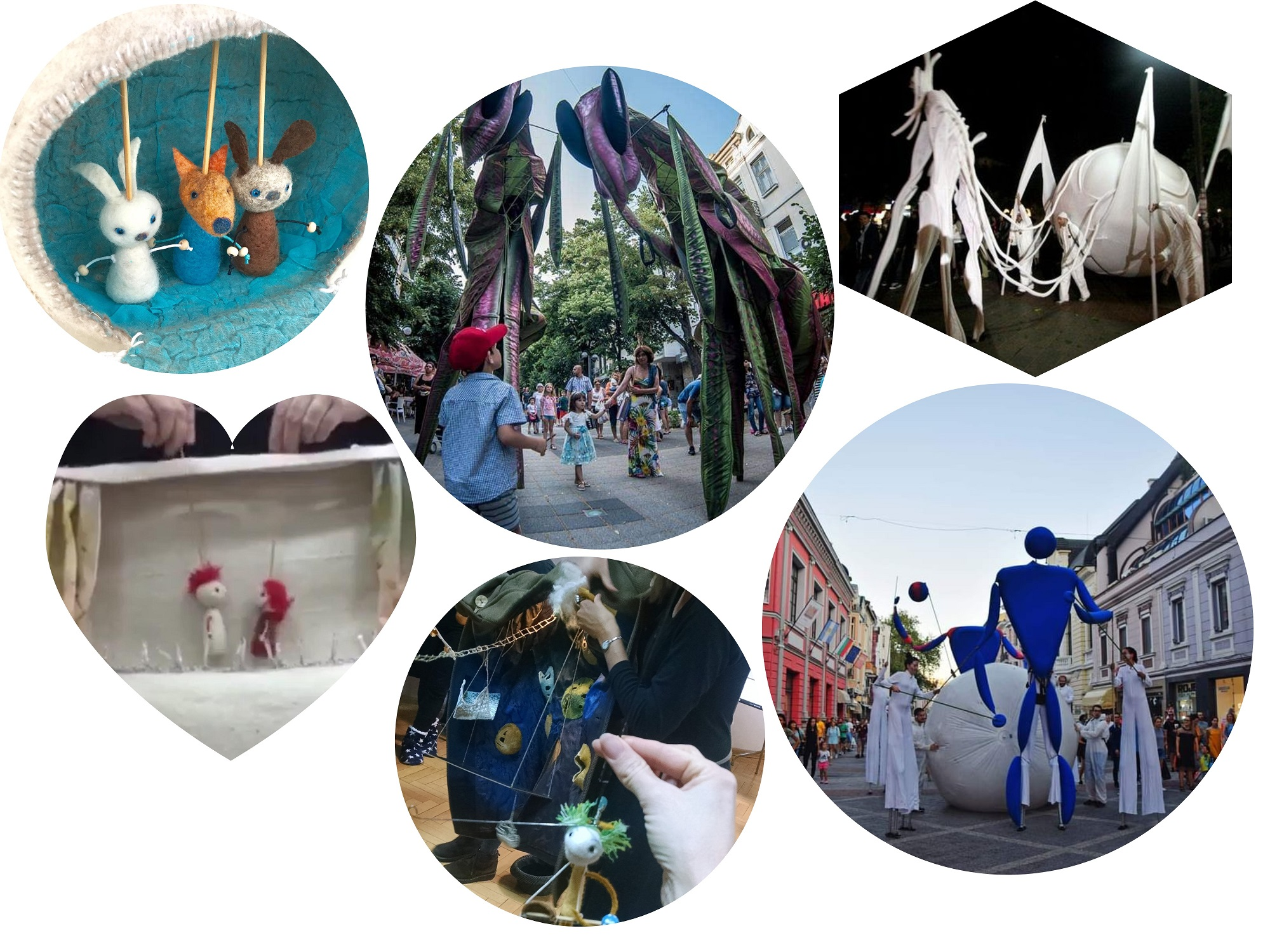 modern puppetry in bulgaria